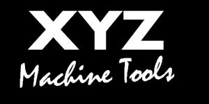 XYZ Machine Tools Logo